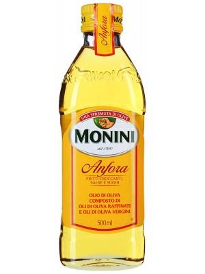 Масло Monini оливковое Anfora 500 мл