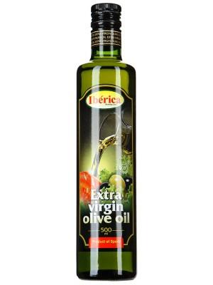 Масло Iberica E.V. оливковое Класса Экстра 500мл стекло