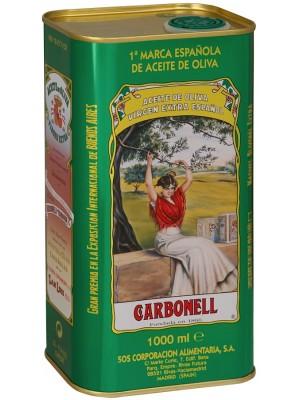 Масло Carbonell оливковое E.V. (Экстра Виржен) 1л ж/б