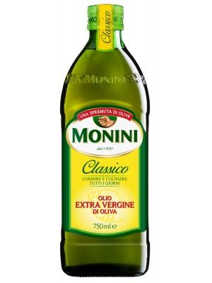 Масло Monini Classico оливковое, 750мл стекло