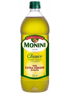Масло Monini оливковое EV Classico 2л ПЭТ