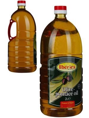 Масло Iberica из оливковых выжимок 2л ПЭТ