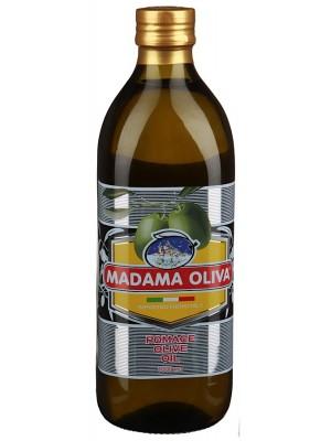 Масло Madama Oliva Pomace Olive Oil оливковое 1л стекло