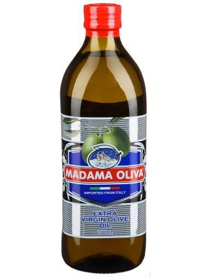 Масло Madama Oliva Extra Virgin Olive Oil оливковое 1л стекло