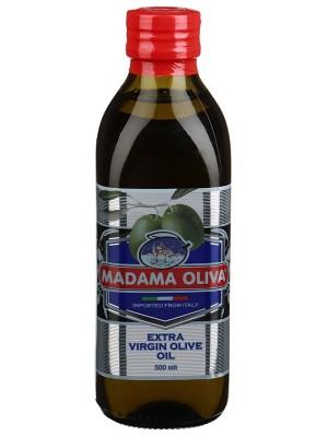 Масло Madama Oliva Extra Virgin Olive Oil оливковое 500мл стекло