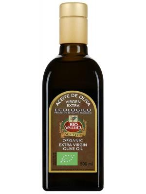 Масло Vallejio оливковое БИО Органик Extra Virgin Olive Oil, 0,5л