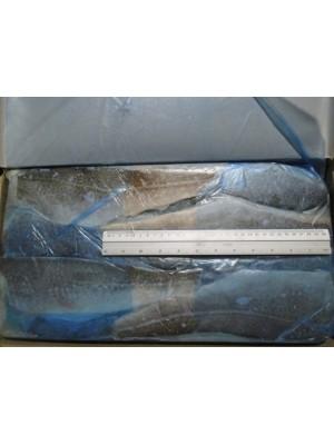 Филе трески без кожи, экспорт, проложенное, без глазури и полифосфатов, 3/6.81 кг