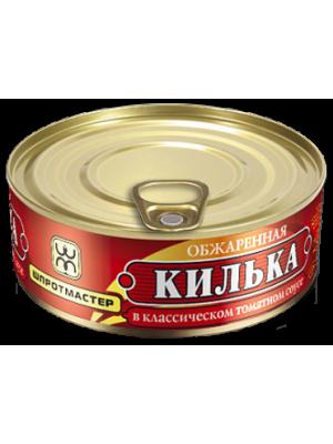 Килька в томатном соусе, 240гр